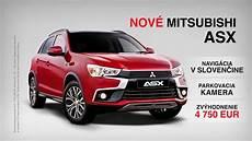 Mitsubishi Asx Edition 100 - nov 233 mitsubishi asx 2017 limitovan 225 ed 237 cia 100 rokov