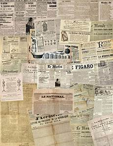 newspaper sheets make mine mini old newspaper collage sheets for your projects