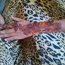 Pin Oleh Ratu Mehndi Di Bridal Henna Dengan Gambar