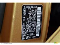 2013 juke color code eah for atomic gold photo 73448006 gtcarlot com