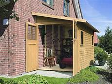 Das Anlehngartenhaus Und Anlehnger 228 Tehaus Garten