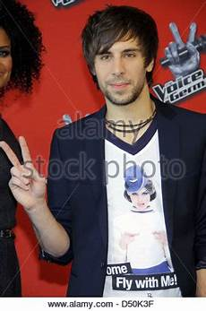 max giesinger voice of germany finale max giesinger promoting the finale of german talent show
