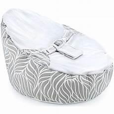 sitzkissen grau babyjem sitzsack babysitzsack sitzkissen grau