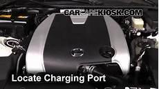 automobile air conditioning service 2007 lexus is engine control oil filter change lexus ls460 2007 2012 2007 lexus ls460 4 6l v8