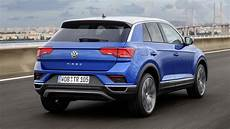 2018 Volkswagen T Roc Review Top Gear