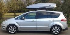 dachbox ford s max on tour welwyn roofbox hire