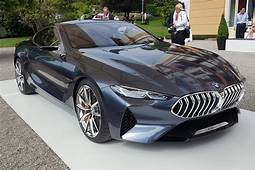 It's Back BMW Concept 8 Series Previews New Plush Coupe