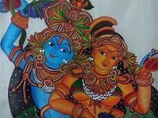 kerala mural design kerala saree kerala mural painting sarees prize detail watsapp
