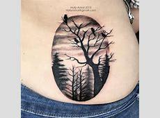 celtic tree tattoo