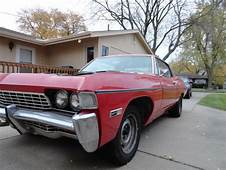1968 Chevrolet SS427 Impala  Drivable Project Classic