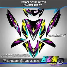 Stiker Motor Mio Gt Keren by 99 Gambar Motor Mio Thailook Terkeren Gubuk Modifikasi