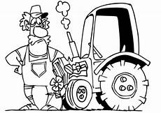 tractor line drawing at getdrawings free