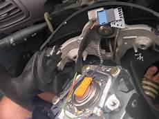 demontage airbag questions techniques peugeot 206 et