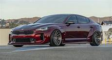 yay or nay for this custom kia stinger gt widebody