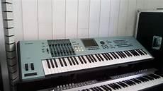 Yamaha Modif by Motif Xs7 Yamaha Motif Xs7 Audiofanzine