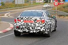 2020 acura v6 turbo 2020 acura tlx type s spied with audi s4 and amg c43 v6