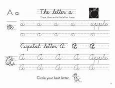learn beginner cursive with our highly customized workbooks