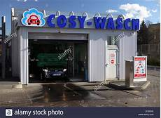 Berlin Germany The Car In A Car Wash From Cosy Washing