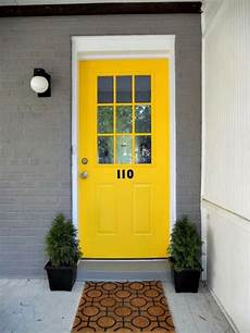 grab their attention with the bright yellow greeting for your entry you know no good yellow