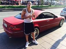 Gzuz Mercedes Cl 500 187 Strassenbande