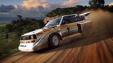 dirt rallye 2 dirt rally 2 0 could become the best vr racing experience of 2019 vrfocus