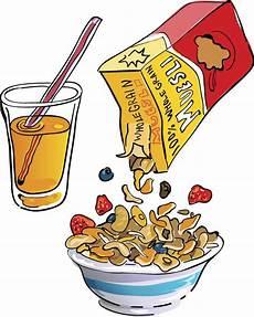 view breakfast 2 cereal oj jpg clipart free nutrition