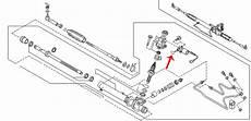 Oem 300zx Z32 Power Steering Rack Pressure