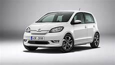 Skoda City Go - škoda launches its all electric car citigo e iv
