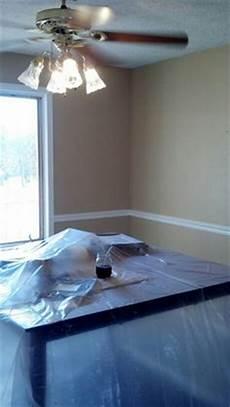 wall paint is valspar warm chinchilla forgot cabinet color mirror from kirklands light fixture