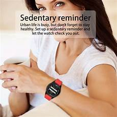 Bakeey Touch Screen Card Extend by Bakeey Sw98 Touch Hd Screen Wristband Bluetooth Call