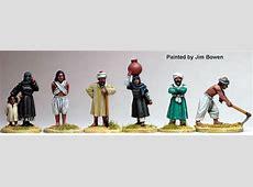 MA29 Muslim Civilians, Perry Miniatures