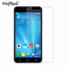 2pcs Screen Protector With Small by 2pcs Screen Protector Asus Zenfone 3 Zoom Ze553kl Tempered