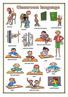 classroom language worksheet free esl printable worksheets made by teachers