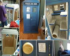 tardis cat house plans screened cat porches the best ideas plus video tutorial