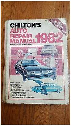 chilton car manuals free download 1998 gmc 2500 club coupe auto manual chilton s 1982 auto repair manual american cars 1975 1982 specs maintenance 7052 ebay