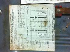 generator mc38 wiring diagram help with wiring an arrow hart magnetic starter on quincy compressor doityourself