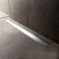 canalina doccia canaletta per doccia a pavimento tekness da 110 cm con