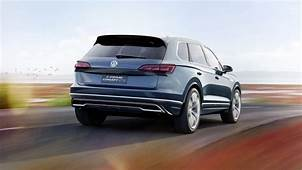 2018 Volkswagen Touareg Release Date Price Review Interior