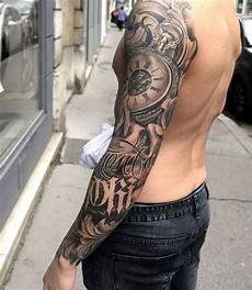 Männer Tattoos Arm - arm and wrist covering models 2019 tattoos for 100
