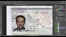 uk id card template new uk passport template psd id uk psd template 2016