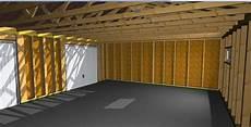 Plan Garage Ossature Bois Pour Un Garage Deux Places