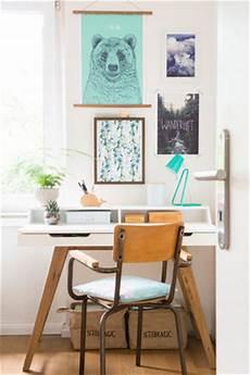 Arbeitsecke Im Wohnzimmer - arbeitszimmer einrichten die besten ideen