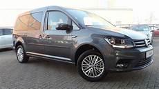 Volkswagen Caddy Combi Maxi 2017 2018 Indium Grey 7