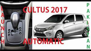 AMT/Automatic Transmission Of Cultus 2017 In Pakistan