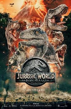 jurassic world fallen kingdom poster available with