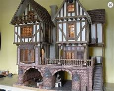 tudor dolls house plans quot bridge house quot by gerry welch miniature things