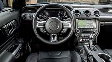 ford mustang interior ford mustang gt 2018 review more of everything is a thing car magazine