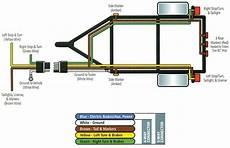 4 trailer wiring diagram wiring diagram and fuse box diagram