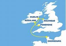 Fähre Frankreich Irland - f 228 hren ab frankreich nach irland g 252 nstige 220 berfahrten