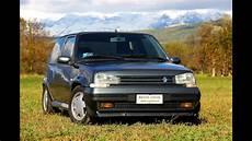 Sound Renault 5 Gt Turbo Davide Cironi Drive